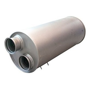 3162349-8149232- VOLVO EXHAUST SILENCER