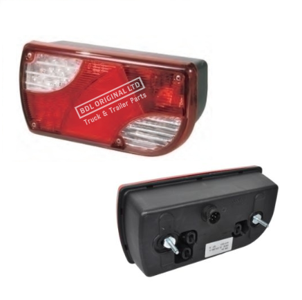 0000 COBO LED BULB REAR LAMP LEFT HAND