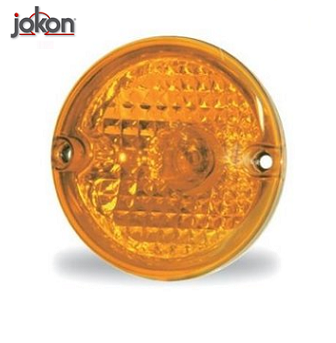 13.1019.500- JOKON 710 95MM ROUND REAR INDICATOR LAMP