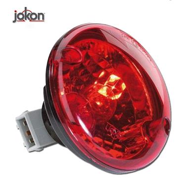 13.3016.500- JOKON 710 95MM ROUND REAR FOG LIGHT